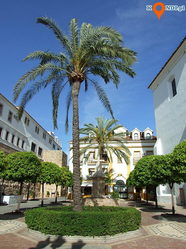 Hiszpania Marbella - Plac Kościelny