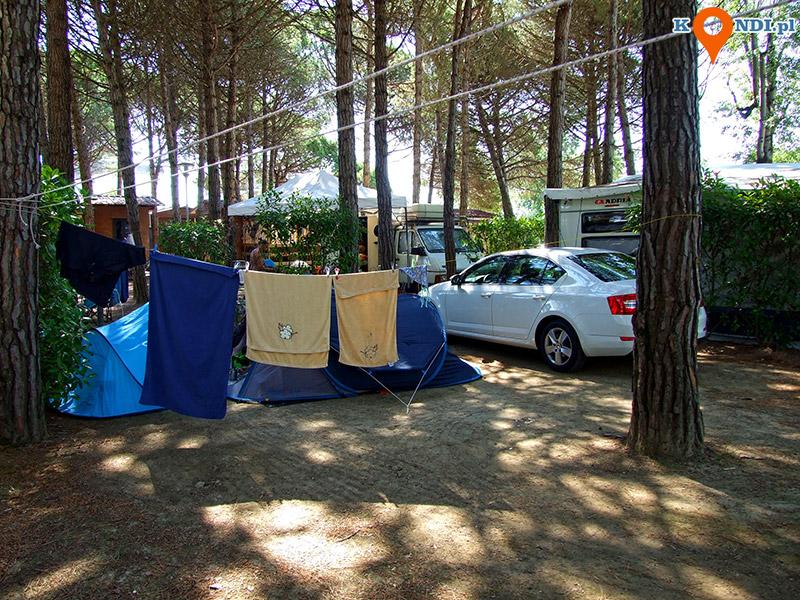 Włochy Bibione Pineda - Camping Lido Bibione