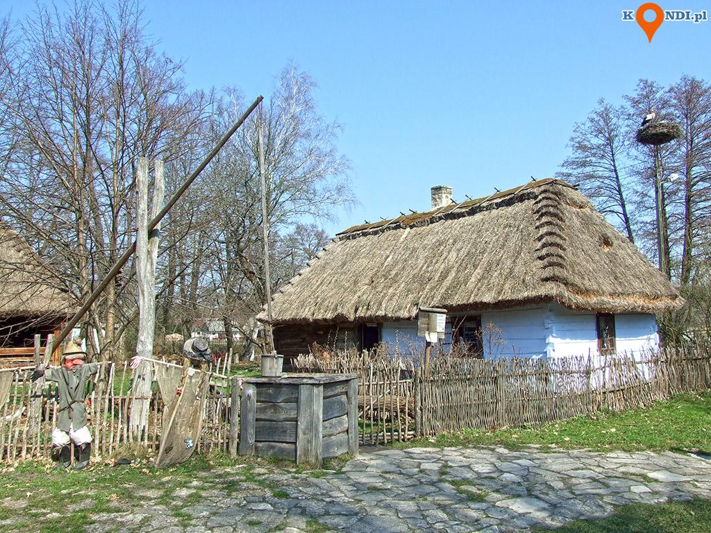 Polska Guciów - Skansen Zagroda Guciów