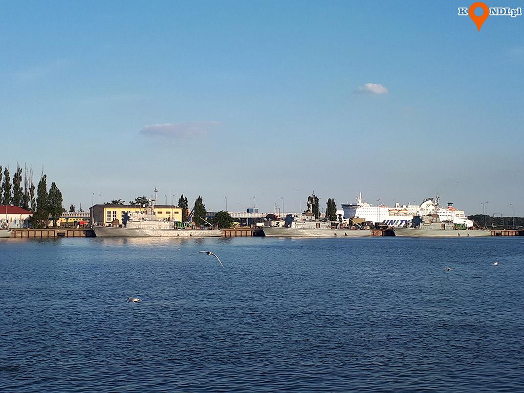 Polska Świnoujście - Port Wojenny w Świnoujściu