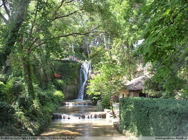 Bułgaria Bałczik - Wodospad też się znalazł
