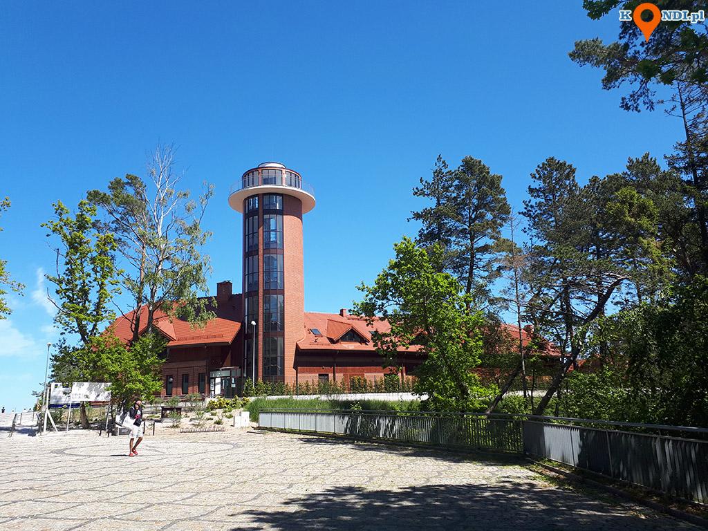 Polska Dębki - Wieża Widokowa