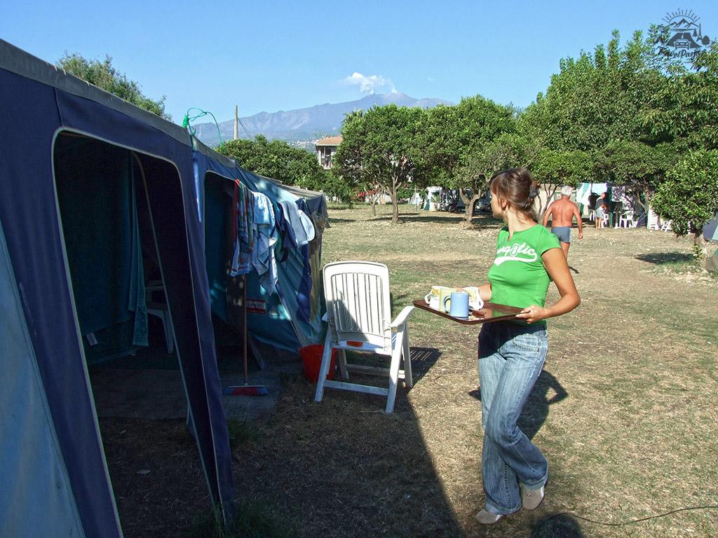 Sycylia Mascali - Camping Mokambo