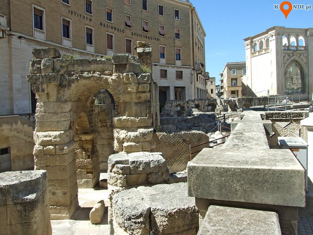 Włochy Lecce - Museo Archeologico Lecce