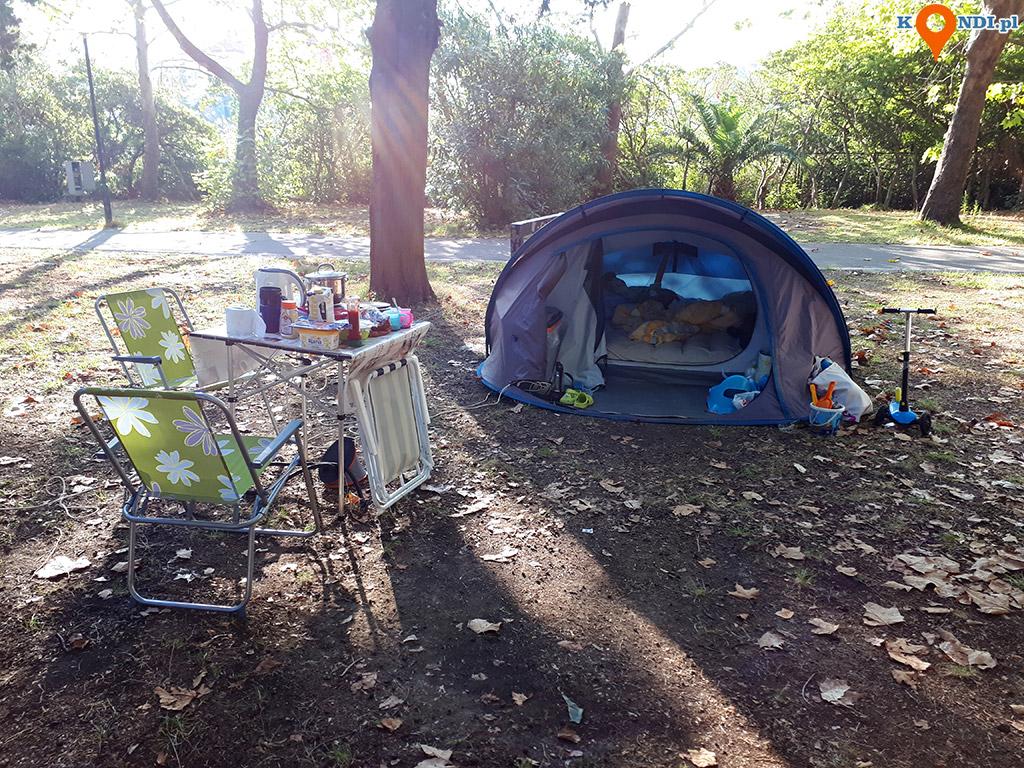 Chorwacja Kupari - Camping Kupari