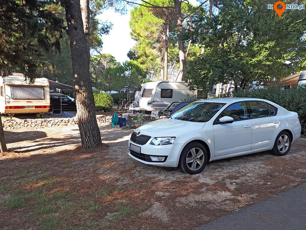 Chorwacja Nin - Camping Zaton