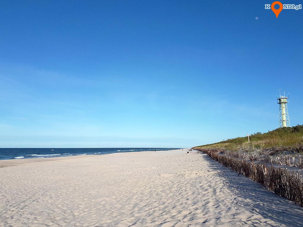 Polska Jastarnia - Plaża Jastarnia