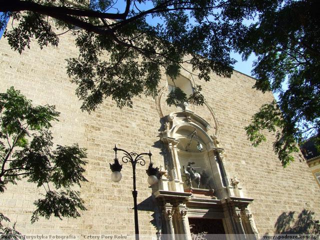 Hiszpania Walencja - Kościół św. Marcina