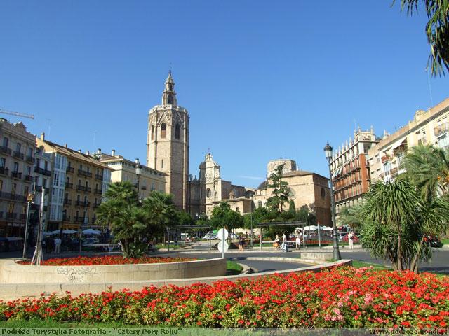 Hiszpania Walencja - Plac de la Reina