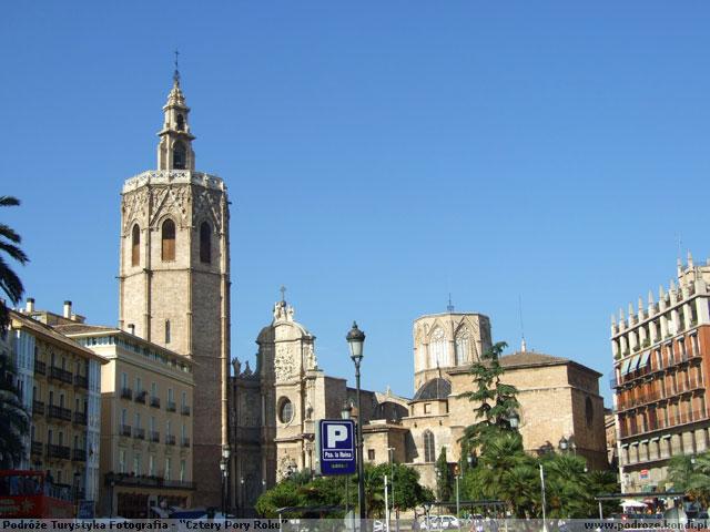 Hiszpania Walencja - Katedra św. Marii